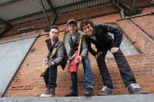 Hammer Klavier Trio (Гамбург, США) в Oh! Mumbai