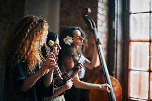 14 февраля - Amelie Acoustic Trio!