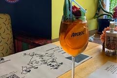 Апероль Шприц коктейль.