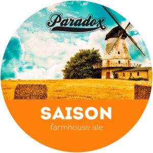 Пиво Saison от крафтовой пивоварни Paradox Brewery в Oh! Mumbai
