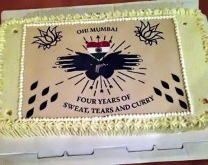 Oh! Mumbai! Нам четыре года!