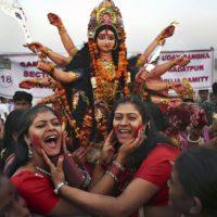 фестиваль, Дурга Пуджа.
